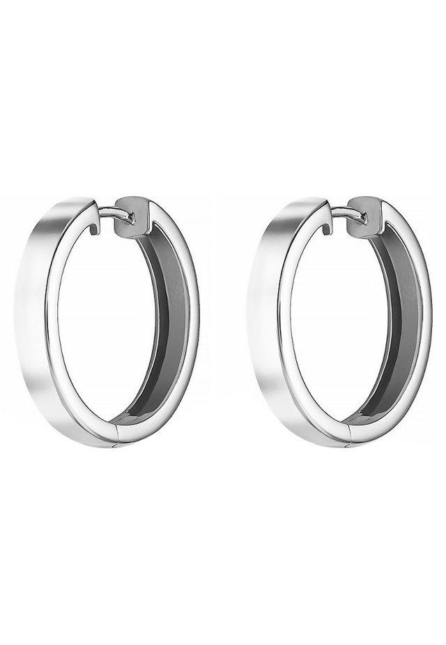 FAVS. DAMEN-CREOLE 925ER SILBER - Earrings - silber