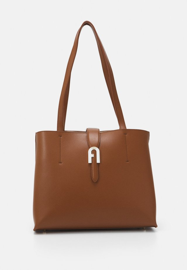 SOFIA  TOTE - Handbag - cognac