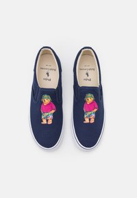 Polo Ralph Lauren - THOMPSON - Tenisky - newport navy - 3