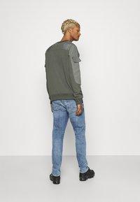 Blend - TWISTER - Slim fit jeans - denim light blue - 2