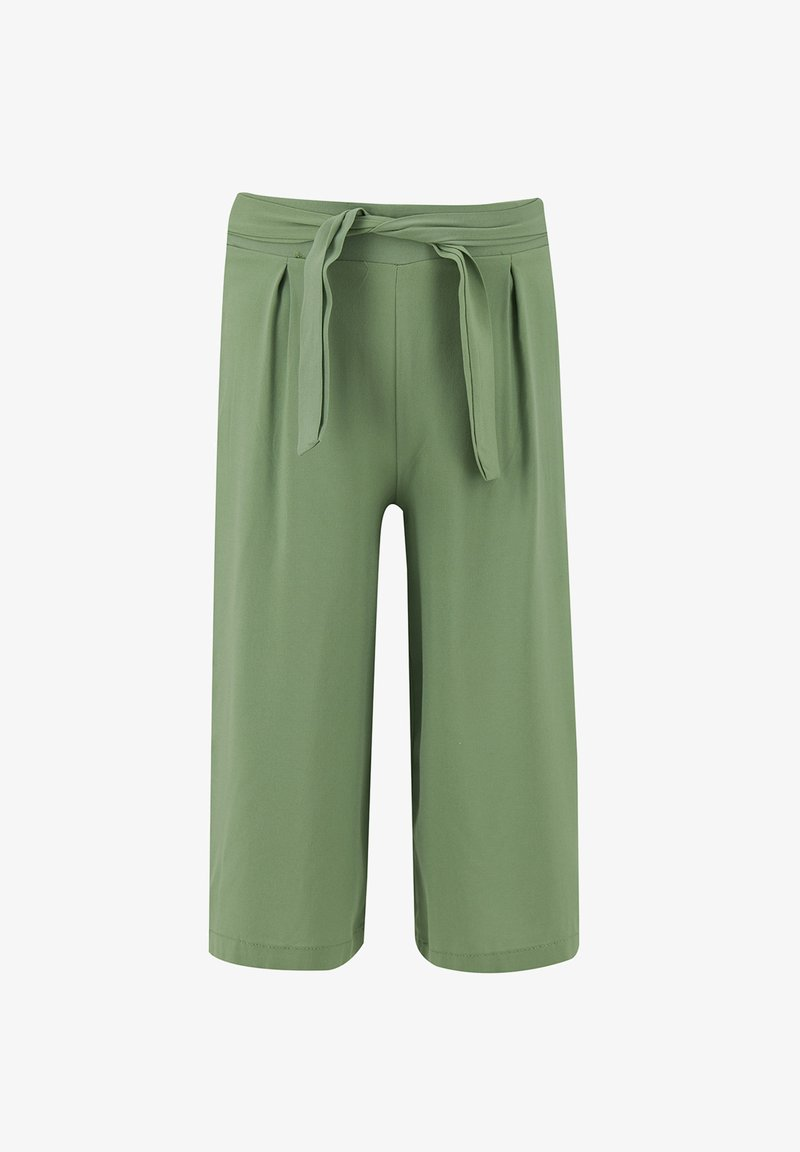 DeFacto - CULOTTE  - Trousers - green