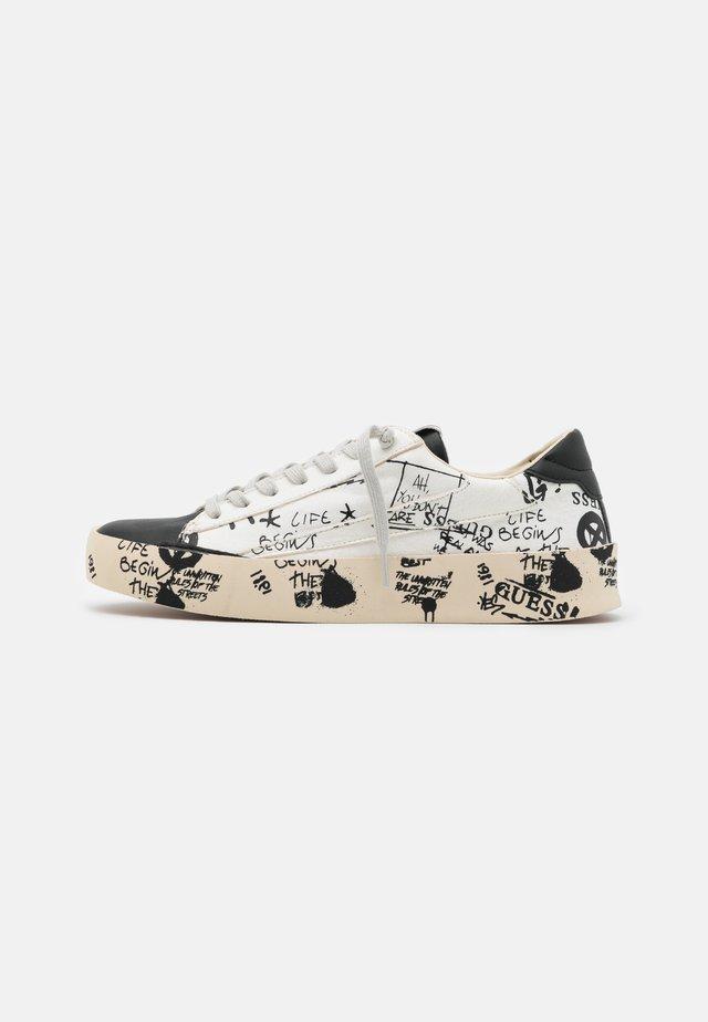 LODI - Sneakers basse - white/black