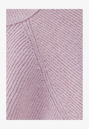 Pullover - mottled lilac