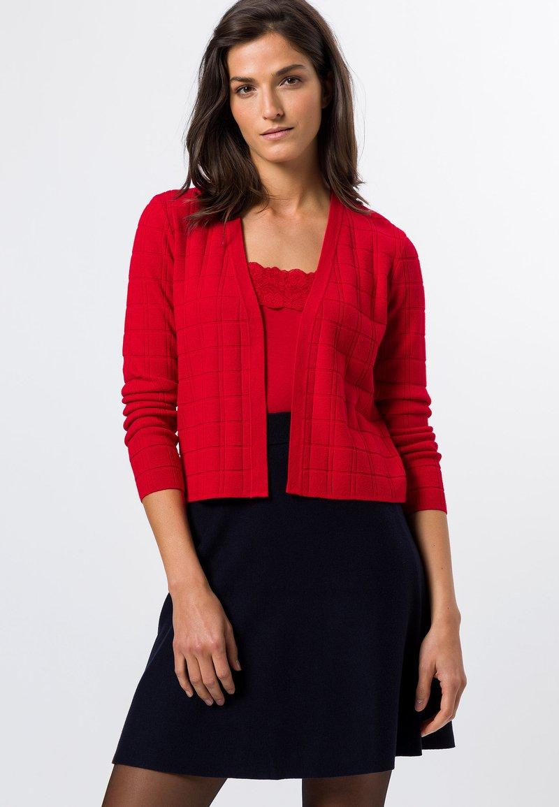 zero - Cardigan - red flame
