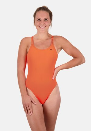 HYDRASTRONG SOLID SPIDERBACK - Swimsuit - bright crimson