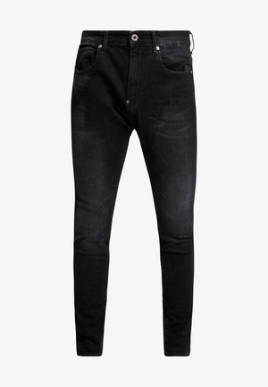 REVEND SKINNY - Slim fit jeans - black denim