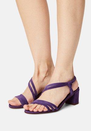 ANAIZA - Sandals - violet