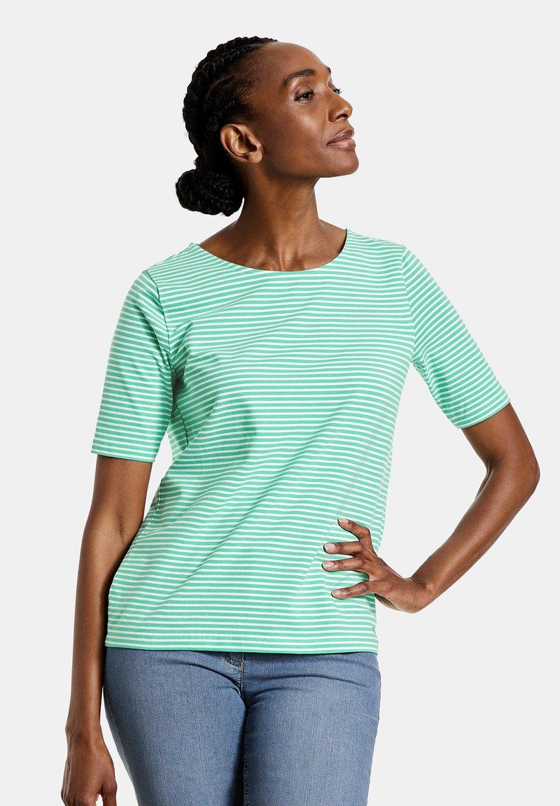 Gerry Weber - Print T-shirt - green