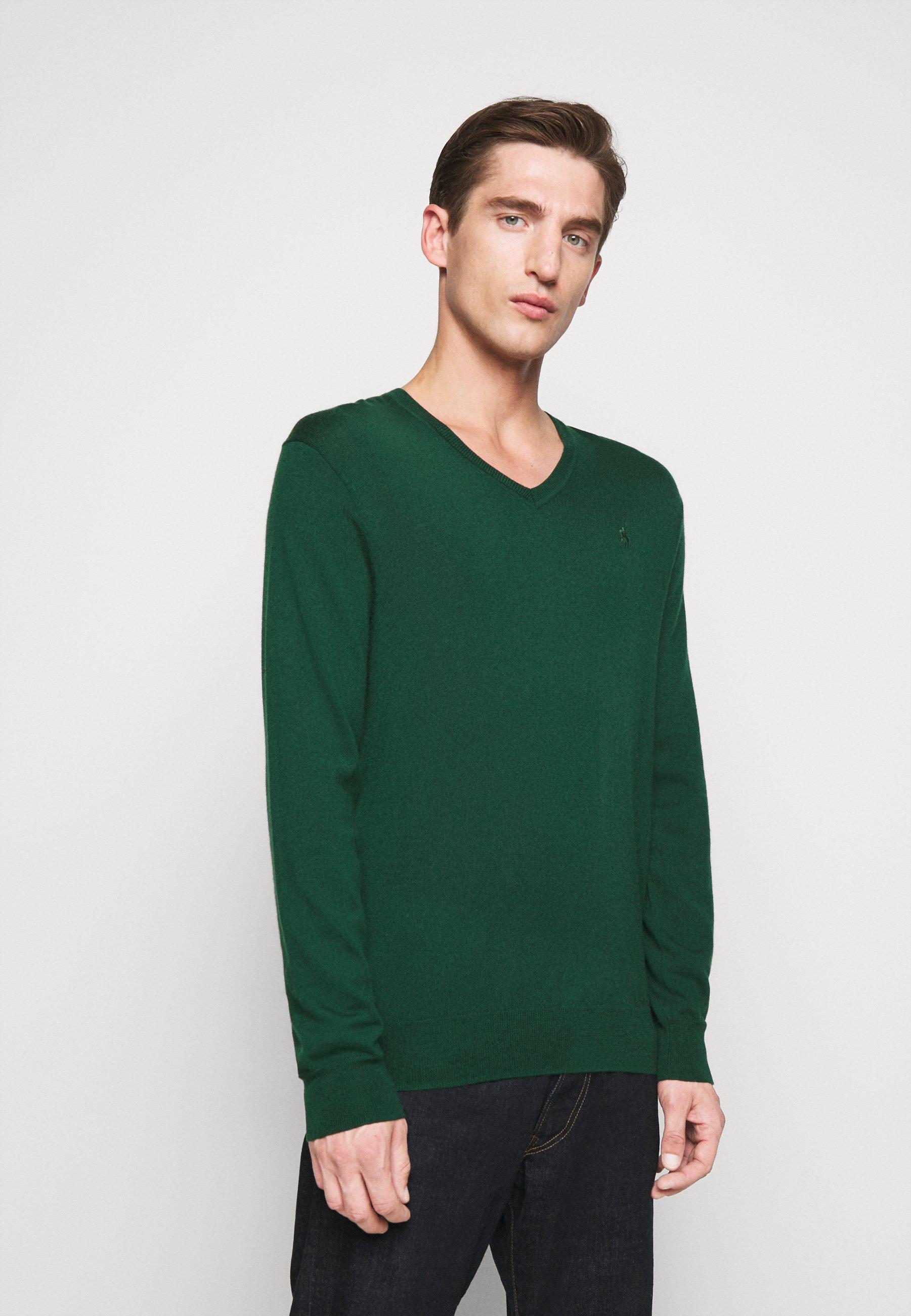 Men Jumper - college green