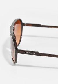 Dolce&Gabbana - Solglasögon - transparent tobacco - 6