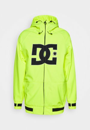 SPECTRUM JACKET - Kurtka snowboardowa - safety yellow