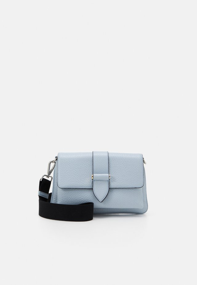GLORIA DOUBLE BAG - Borsa a tracolla - ice blue