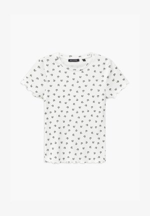 TEEN GIRL - Print T-shirt - offwhite
