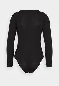 Lindex - BODY REESE - Long sleeved top - black - 1