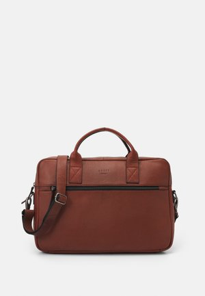 CLEAN BRIEF ROOM UNISEX - Briefcase - cognac
