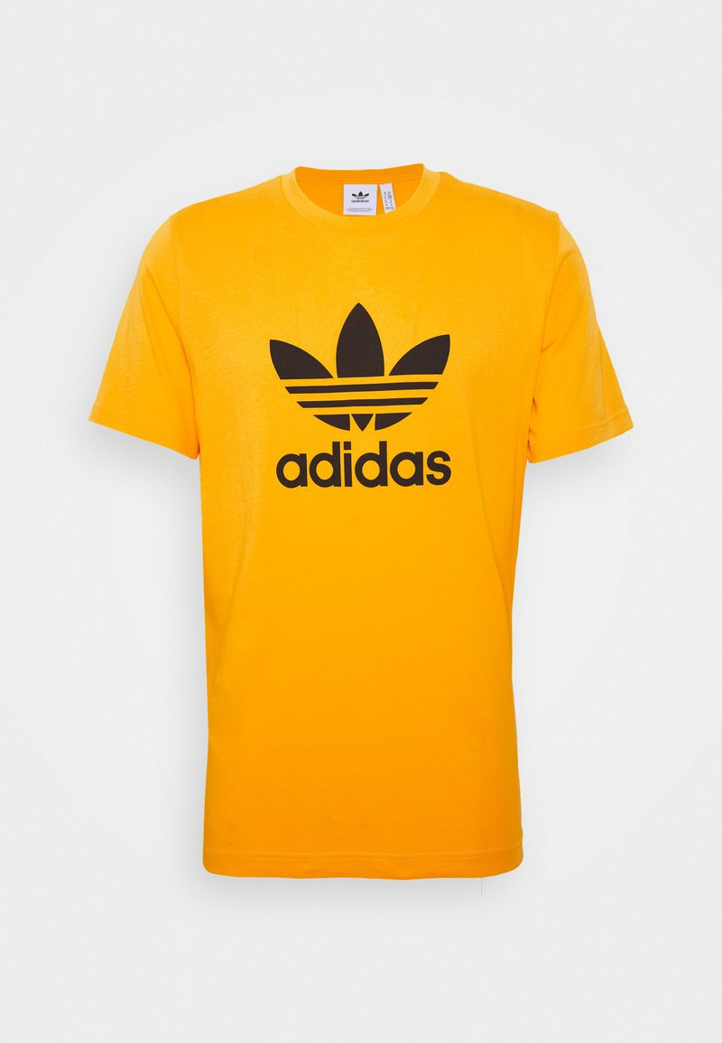 adidas Originals - TREFOIL UNISEX - Print T-shirt - actgol