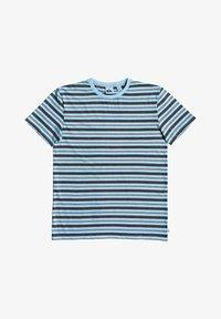 Quiksilver - CAPITOA - Print T-shirt - capitoa airy blue - 4