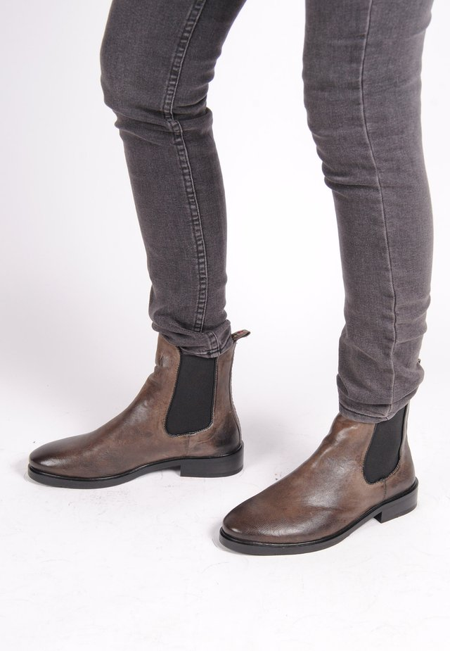 CHELSEA BOOT ABIGAIL - Classic ankle boots - grey