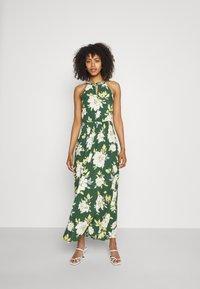 Vila - VIMESA BRAIDED DRESS - Maksimekko - garden topiary - 0