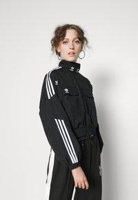 adidas Originals - TRACK TOP - Chaqueta de entrenamiento - black - 6