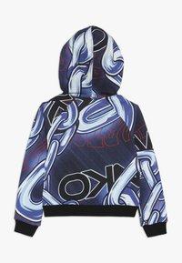 Pinko Up - PALLAVOLISTA GIUBBINO ST. CATENE - Zip-up hoodie - blue - 1