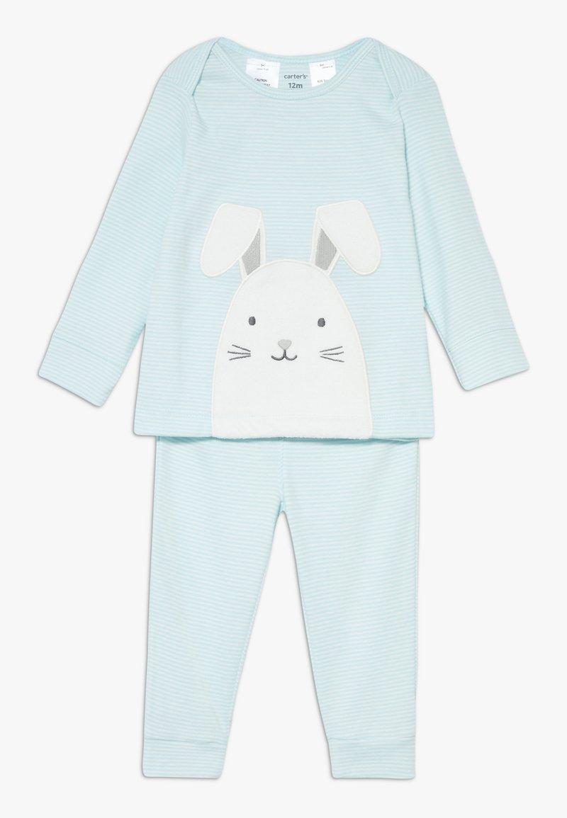 Carter's - EASTER BUNNY TAIL SET - Pijama - blue