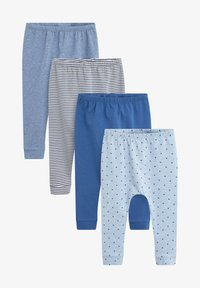 Next - 4 PACK  - Leggings - Trousers - blue - 0