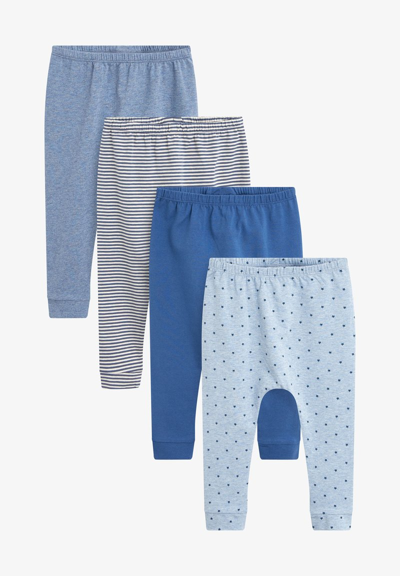 Next - 4 PACK  - Leggings - Trousers - blue