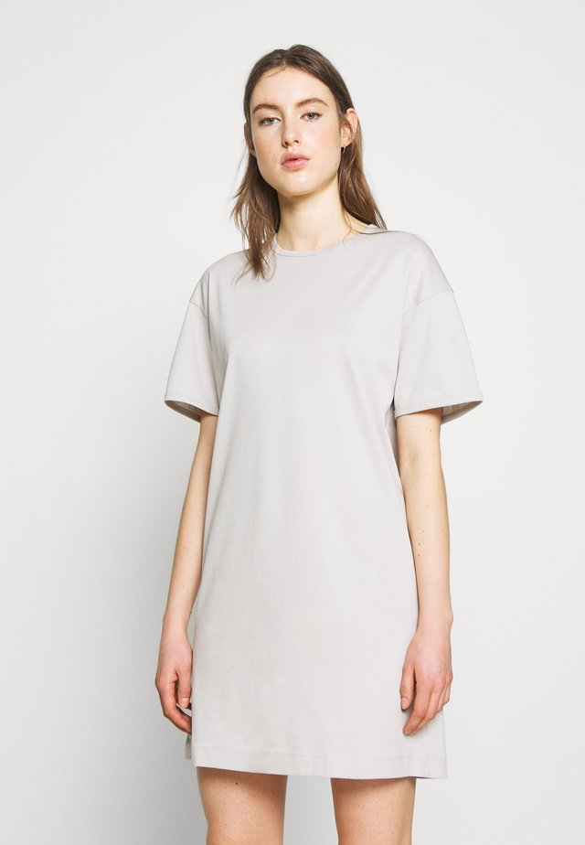 MADDIE DRESS - Jersey dress - sterling
