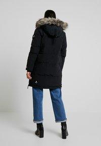 khujo - Vinterkåpe / -frakk - peached black - 2