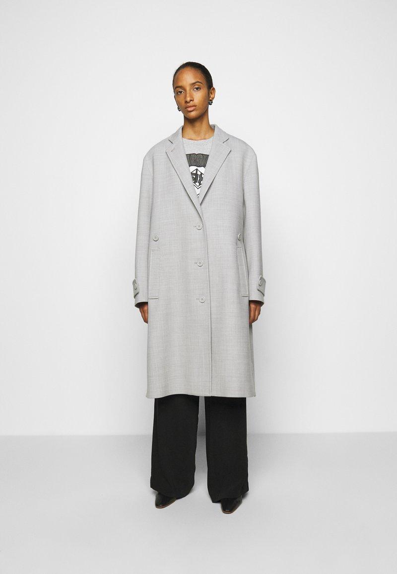 MM6 Maison Margiela - Classic coat - grey