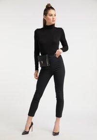 myMo - Bum bag - black - 0