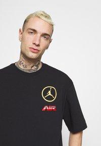 Jordan - TEE - Print T-shirt - black - 3