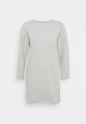 LONGLINE - Sweatshirt - grey