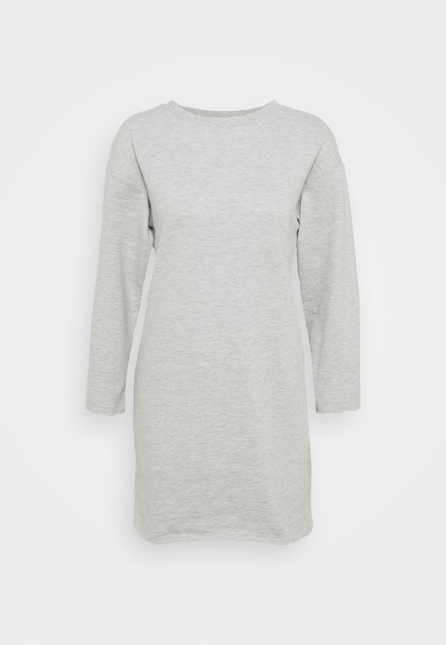 LONGLINE - Sweatshirt - grey