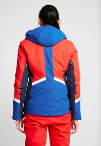 Head - COSMOS JACKET - Skijakke - red/royal blue - 2