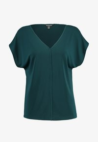 Banana Republic - Basic T-shirt - glen green - 4