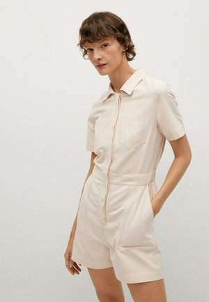 LOUISA-H - Jumpsuit - open beige