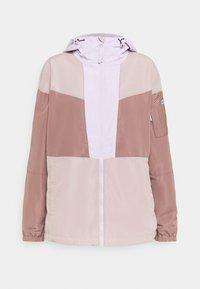 Columbia - WALLOWA PARK™ LINED JACKET - Outdoor jacket - pale lilac/mauve vapor/mocha - 5