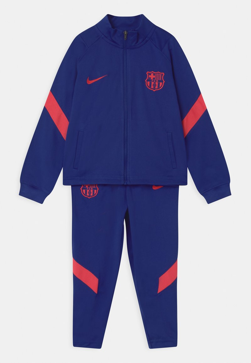 Nike Performance - FC BARCELONA SET UNISEX - Klubové oblečení - deep royal blue/fusion red
