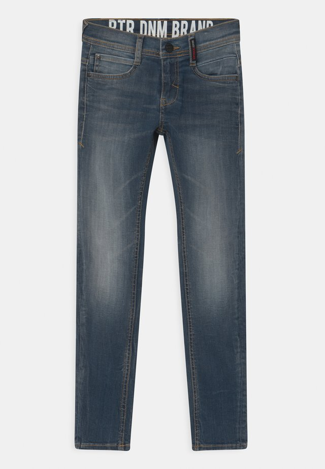 TOBIAS - Jeans Skinny Fit - medium blue denim