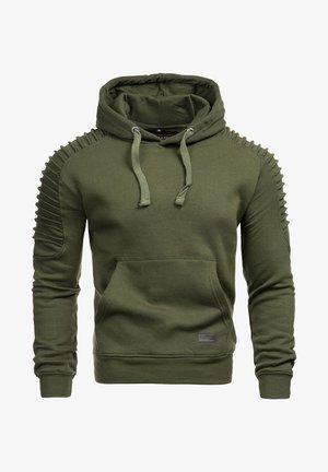 Sweatshirt - olivgrün