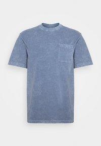 NEO MINERAL TEE - T-shirts basic - navy