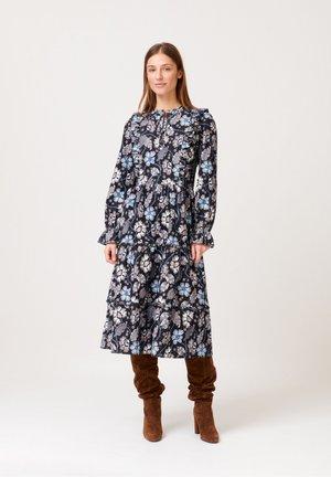 Day dress - mystical blue