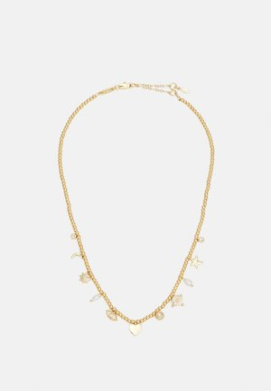 CHARM NECKLACE - Necklace - gold-coloured