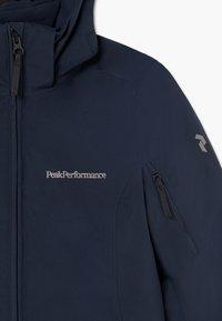 Peak Performance - ANIMA - Lyžařská bunda - blue shadow - 4