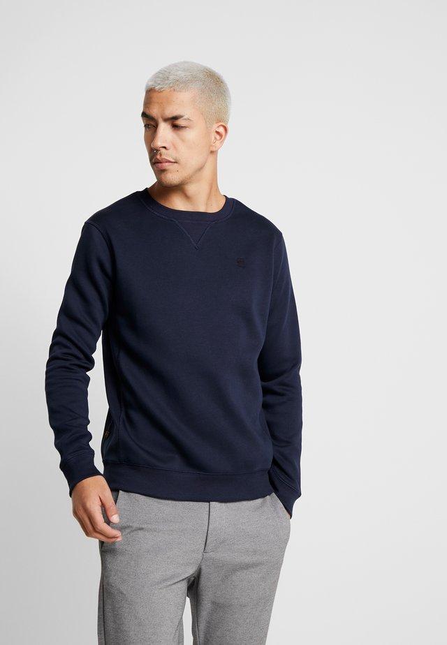 PREMIUM CORE R SW L\S - Sweater - sartho blue