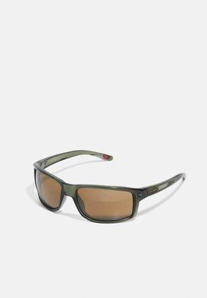 GIBSTON UNISEX - Sunglasses - olive ink
