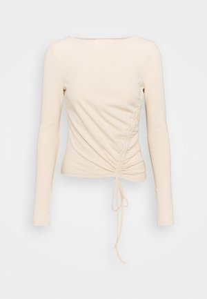 NERO - Long sleeved top - cream