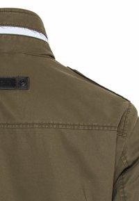 camel active - FIELD JACKET - Summer jacket - olive - 7